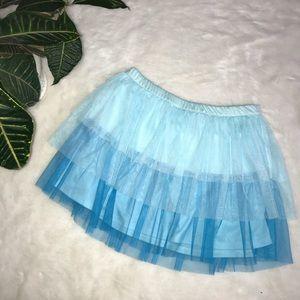 •Justice• Ruffle Skirt
